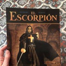 Cómics: EL ESCORPION: EL TESORO DEL TEMPLE - NORMA EDITORIAL - EXTRA COLOR 232. Lote 291005523