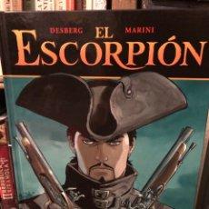 Cómics: EL ESCORPIÓN: EN EL NOMBRE DEL PADRE NORMA EDITORIAL. Lote 291006033