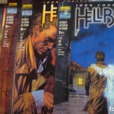 Fumetti: HELLBLAZER:UN CÍNICO A LAS PUERTAS DEL INFIERNO (LOTE DE 4 TOMOS) COMPLETA - GARTH ENNIS-NORMA(1999. Lote 291310233