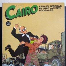 Cómics: ANTOLOGÍA CAIRO 15 - NÚMEROS 46, 47 Y 48. Lote 291596343