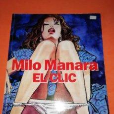 Cómics: EL CLIC. MILO MANARA. RUSTICA. COLOR . NORMA EDITORIAL . 1993. Lote 291909168