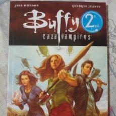 Cómics: BUFFY CAZAVAMPIROS Nº 1 EL LARGO CAMINO A CASA. COLECCIÓN MADE IN HELL Nº 71. TOMO EN RÚSTICA. Lote 291942903