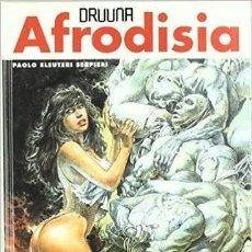 Cómics: DRUUNA Nº 6 AFRODISIA (PAOLO ELEUTERI SERPIERI) NORMA - CARTONE - IMPECABLE - SUB01M. Lote 292376838