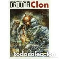 Cómics: DRUUNA Nº 8 CLON (PAOLO ELEUTERI SERPIERI) NORMA - CARTONE - IMPECABLE - SUB01M. Lote 292382138