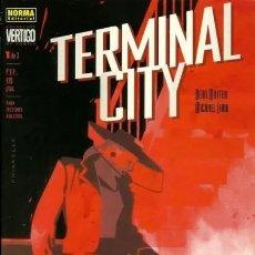 Cómics: TERMINAL CITY Nº 1 - COL. VERTIGO Nº 75 - NORMA - SUB01M. Lote 292385438