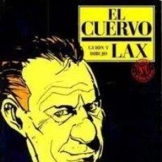 Cómics: EL CUERVO COMPLETA 1 A 3 - COLECCION COMIC NOIR Nº 19- 23 Y 25 - NORMA - IMPECABLE - SUB01M. Lote 292604553