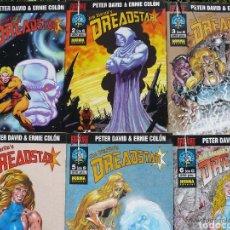 Cómics: JIM STARLIN'S DREADSTAR (NORMA EDITORIAL) COMPLETA. Lote 292954338