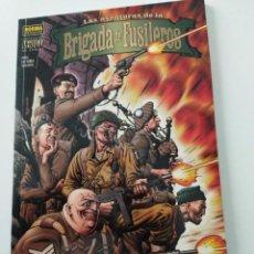 Fumetti: N°.182 VERTIGO. LAS AVENTURAS DE LA BRIGADA DE FUSILEROS. ENNIS, EZQUERRA.. Lote 293197078