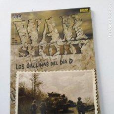 Fumetti: N°.214 VERTIGO. WAR STORY: LOS GALLINAS DEL DIA D. ENNIS, HIGGINS.. Lote 293197943