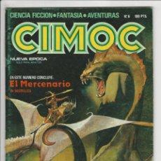 Cómics: NORMA. CIMOC. 6. Lote 293750258