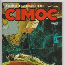 Cómics: NORMA. CIMOC. 23. Lote 293750263