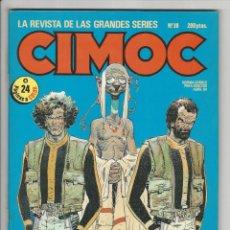 Cómics: NORMA. CIMOC. 38. Lote 293750268