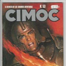 Cómics: NORMA. CIMOC. 53. Lote 293750278