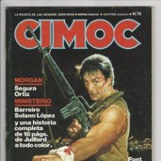 Cómics: NORMA. CIMOC. 78. Lote 293750303