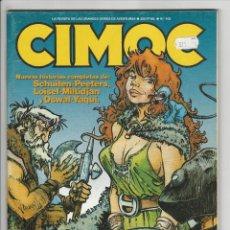 Cómics: NORMA. CIMOC. 103. Lote 293750328