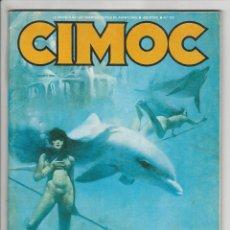 Cómics: NORMA. CIMOC. 113. Lote 293750353
