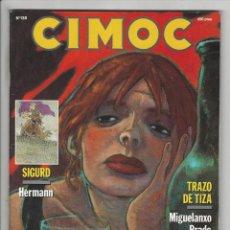 Cómics: NORMA. CIMOC. 138.. Lote 293750378