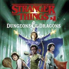 Cómics: STRANGER THINGS Y DUNGEONS & DRAGONS DRAGONS. Lote 293828843