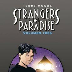Cómics: STRANGERS IN PARADISE 3 EDICION DE LUJO. Lote 293829388