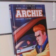 Cómics: ARCHIE VOLUMEN CUATRO MARK WAID TOMO CARTONÉ - NORMA OFERTA. Lote 293954038