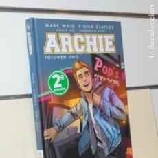 Cómics: ARCHIE VOLUMEN UNO 2ª EDICION MARK WAID TOMO CARTONÉ - NORMA OFERTA. Lote 293954308