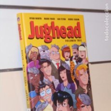 Cómics: JUGHEAD VOLUMEN TRES MARK WAID TOMO CARTONÉ - NORMA OFERTA. Lote 294031548