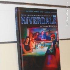 Cómics: RIVERDALE HISTORIAS INEDITAS VOLUMEN UNO TOMO CARTONÉ - NORMA OFERTA. Lote 294032018