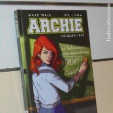 Cómics: ARCHIE VOLUMEN TRES MARK WAID TOMO CARTONÉ - NORMA OFERTA. Lote 294036063