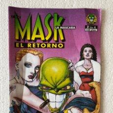 Cómics: MASK EL RETORNO #2 - LA MASCARA - NORMA EDITORIAL. Lote 294044193