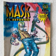 Cómics: MASK EL RETORNO #1 - LA MASCARA - NORMA ED. Lote 294044343