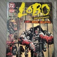 Cómics: LOBO ENCADENADO Y LOBO VS DEMON. Lote 294055003
