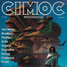 Cómics: CIMOC Nº 163 NORMA EDITORIAL. Lote 294076383