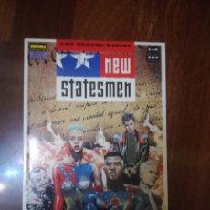 Cómics: NEW STATESMEN #1. Lote 294385728