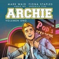 Cómics: ARCHIE DE MARK WAID - 6 TOMOS - NORMA EDITORIAL- FIONA STAPLES VERONICA FISH ANNIE WU. Lote 294482353