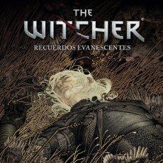 Cómics: CÓMICS. THE WITCHER 5. RECUERDOS EVANESCENTES - SZTYBOR /MIR / SHEYKH / DUTRO (CARTONÉ). Lote 294494553