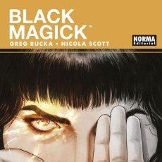 Cómics: CÓMICS. BLACK MAGICK 3. LA ASCENSIÓN I - GREG RUCKA / NICOLA SCOTT. Lote 294495083