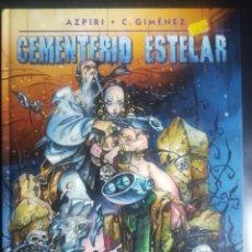 Cómics: CEMENTERIO ESTELAR. Lote 294504543
