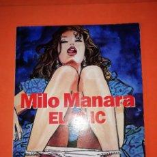Cómics: EL CLIC. MILO MANARA. RUSTICA. COLOR . NORMA EDITORIAL . 1993. Lote 294576863