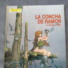 Cómics: LA CONCHA DE AMOR. Lote 294580888