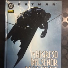 Comics: BATMAN : EL SEÑOR DE LA NOCHE DE FRANK MILLER DC CÓMICS ( 2001 ). Lote 294826243