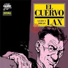 Cómics: EL CUERVO. 3 TOMOS. NORMA EDITORIAL. 300 PAGINAS. COLECCION COMIC NOIR. Lote 295443998