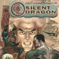Cómics: SILENT DRAGON. NORMA EDITORIAL. 144 PAGINAS. COLECCION EL DIA DESPUES. ANDY DIGGLE. Lote 295445763