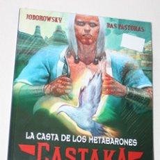 Cómics: LA CASTA DE LOS METABARONES,(JODOROWSKY & DAS PASTORAS): CASTAKA : DAYAL,EL PRIMER ANCESTRO (OFERTA. Lote 295488463