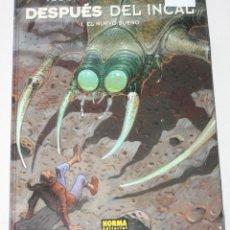 Cómics: DESPUÉS DEL INCAL (JODOROWSKY & MOEBIUS): EL NUEVO SUEÑO (OFERTA). Lote 295488853