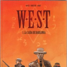 Cómics: WEST 1: CENTURY CLUB (ROSSI - DORISON - NURY). Lote 295510658