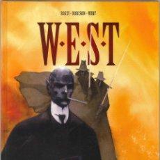 Cómics: WEST 2: CENTURY CLUB (ROSSI - DORISON - NURY). Lote 295510753