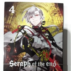 Cómics: SERAPH OF THE END 4 - KAGAMI, YAMAMOTO, FURUYA - NORMA EDITORIAL / MANGA. Lote 295580023