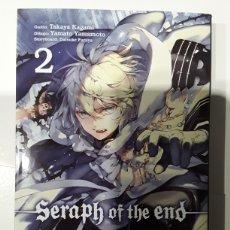 Cómics: SERAPH OF THE END 2 - KAGAMI, YAMAMOTO, FURUYA - NORMA EDITORIAL / MANGA. Lote 295580133
