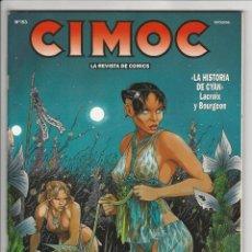 Cómics: NORMA. CIMOC. 153.. Lote 295577763