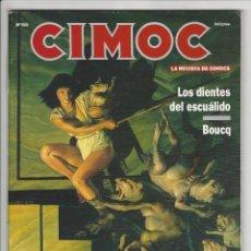 Cómics: NORMA. CIMOC. 158.. Lote 295579003